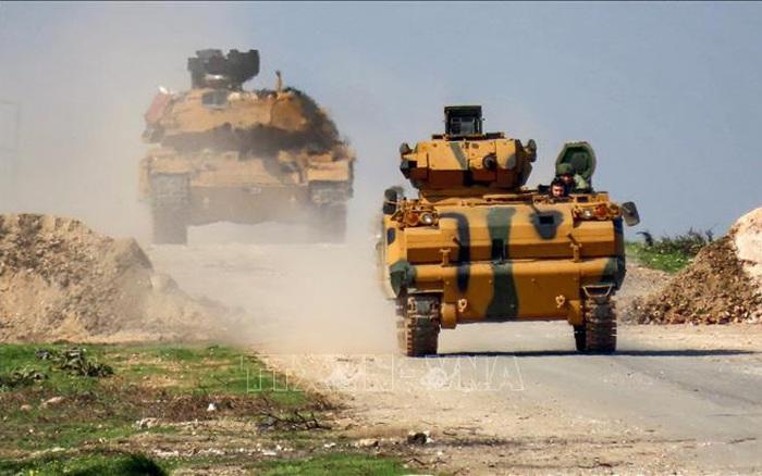 Syria điều quân tăng viện đến tỉnh Idlib