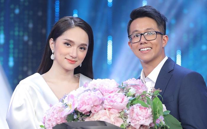 Người yêu mới Hương Giang chính thức lên tiếng nghi vấn