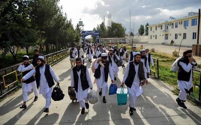 Afghanistan thả 400 tù nhân Taliban để khởi động hòa đàm - kết quả xổ số kon tum