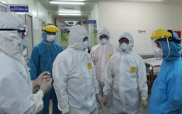Thứ trưởng Bộ Y tế Nguyễn Trường Sơn: Đã kiểm soát, khống chế được ổ dịch Đà Nẵng