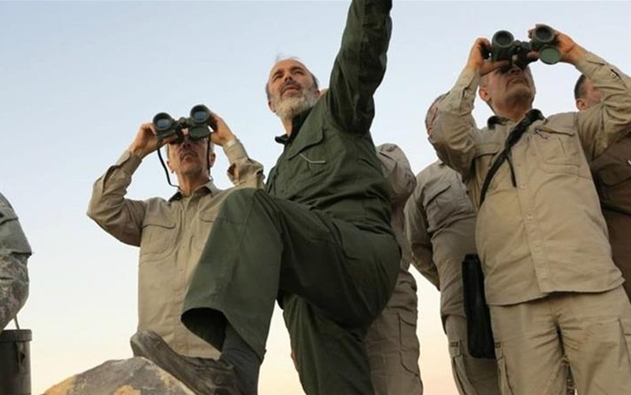 """Ma trận căn cứ quân sự Iran ở Syria: Israel như """"ngồi trên đống lửa""""!"""