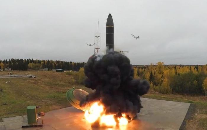 Moscow cảnh báo 'bắn tên lửa đạn đạo vào Nga có thể kích hoạt chiến tranh hạt nhân' - xổ số ngày 19102019
