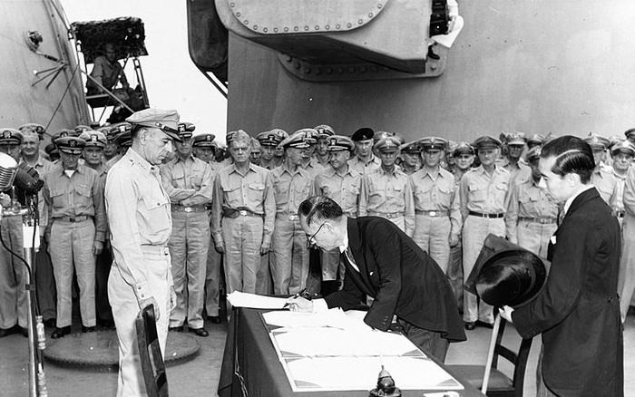 Bí mật Chiếu thư của Nhật hoàng chấp nhận đầu hàng trong Thế chiến 2 - kết quả xổ số đồng nai