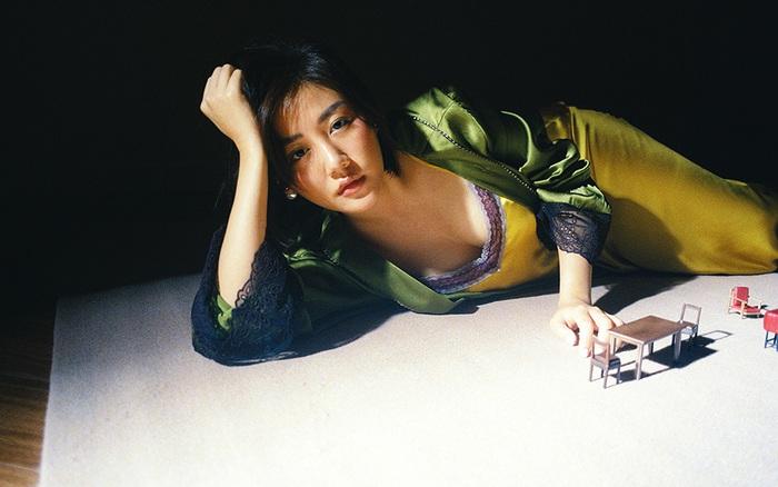 Văn Mai Hương khoe vẻ gợi cảm trong sản phẩm âm nhạc tái xuất - kết quả xổ số đồng nai