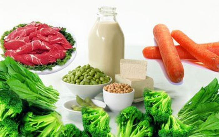 Nguyên tắc dinh dưỡng cho người hiếm muộn
