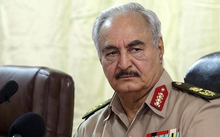 Tướng Haftar tuyên bố rắn với Thổ Nhĩ Kỳ trước