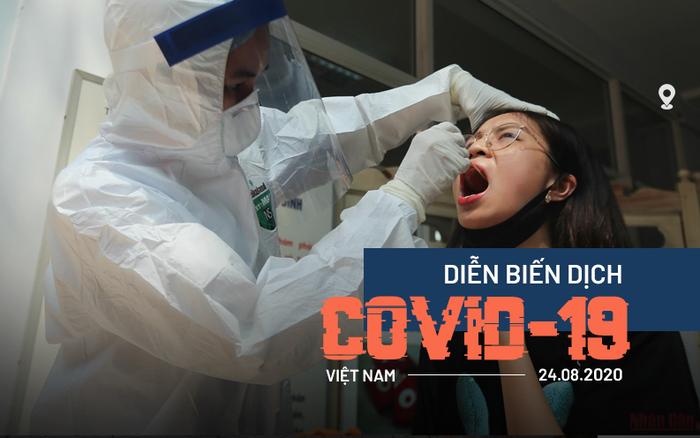 """Cửa hàng Hiếu Trang, nơi có 3 ca mắc COVID-19 là """"ổ dịch"""" mới ở Hải Dương; Bệnh nhân 416 được đánh giá..."""