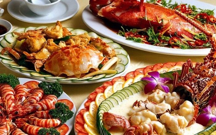 Cách ăn hải sản an toàn, không lo dị ứng
