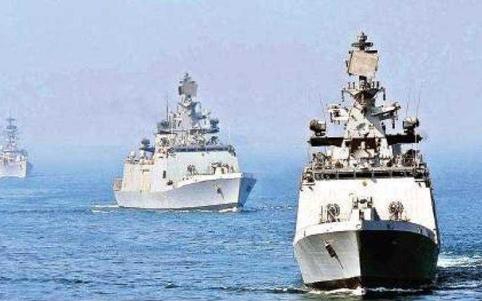 Ấn Độ đưa tàu chiến đến biển Đông, Trung Quốc bực bội