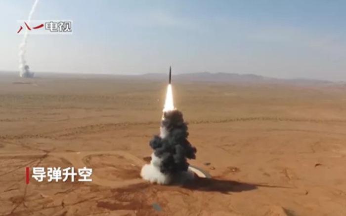 Mỹ và Trung Quốc đồng loạt thử tên lửa giữa căng thẳng leo thang - kết quả xổ số ninh thuận