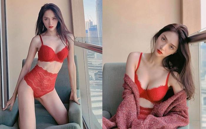 Giữa scandal của người yêu mới, Hoa hậu Hương Giang