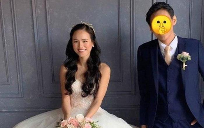 HOT: Tuyết Lan 'Next Top' hé lộ hậu trường ảnh cưới kèm lời úp mở tái hôn, diện mạo chú rể tương lai vẫn được giấu kín
