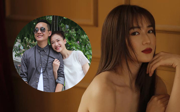 Cuộc sống của hot girl Trâm Anh khi làm vợ nam rapper nổi tiếng