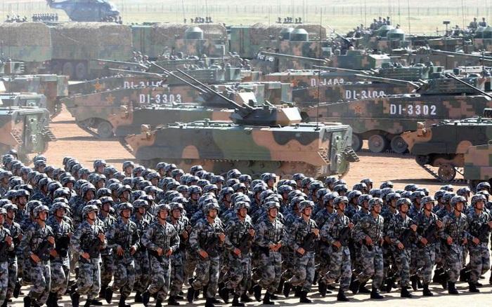 Bố trí hơn 200.000 quân ở biên giới, vì sao Trung Quốc không dám