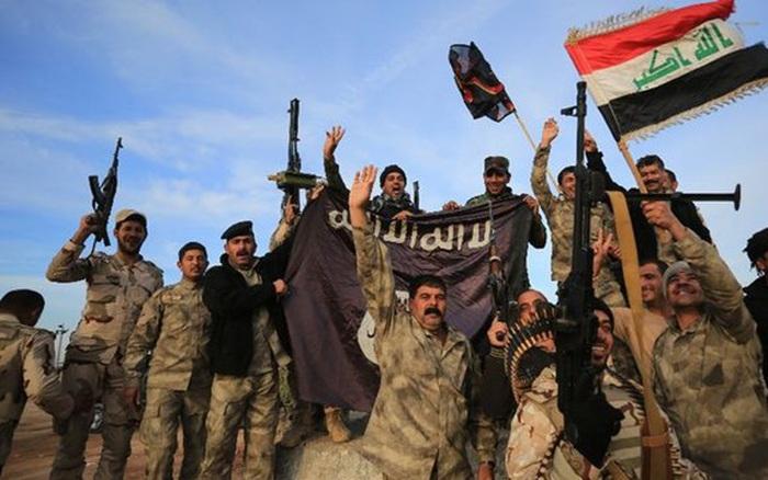 Iraq bắt giữ thủ lĩnh IS ở miền Tây