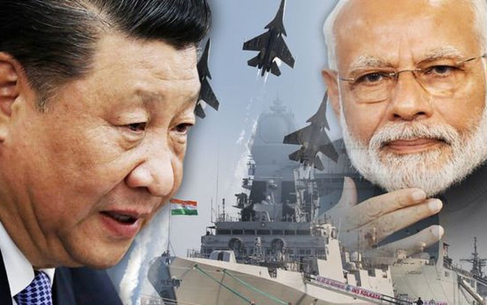 """""""Nước cờ kép"""" của Ấn Độ: Mượn uy Nga-Mỹ buộc Trung Quốc phải chùn bước trên 2 trận địa nóng"""