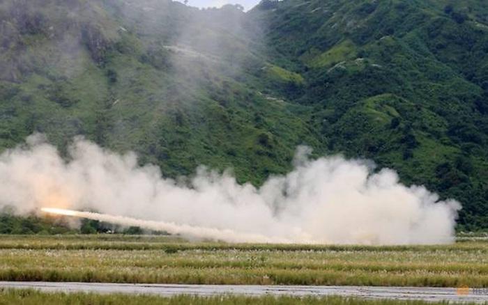 Mỹ sẽ bán 7 hệ thống vũ khí cho Đài Loan (Trung Quốc)
