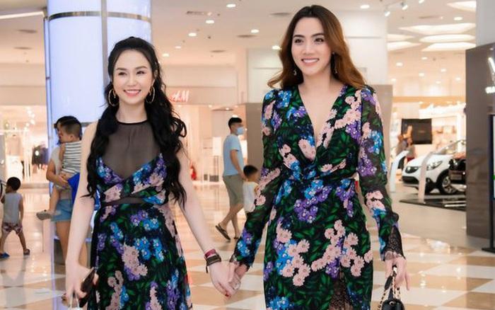 Hương Baby xách túi hơn 200 triệu đọ sắc cùng Trang Nhung