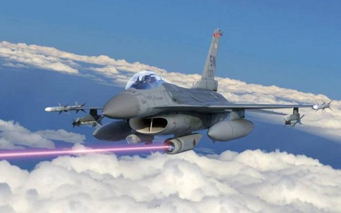 Máy bay chiến đấu Mỹ sẽ sớm được trang bị hệ thống tự vệ bằng laser