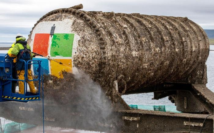 Microsoft dùng nước biển làm mát trung tâm dữ liệu dưới lòng đại dương - kết quả xổ số phú yên