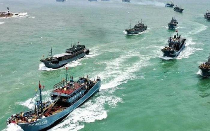 Tuần duyên Mỹ tuyên chiến với tàu cá Trung Quốc