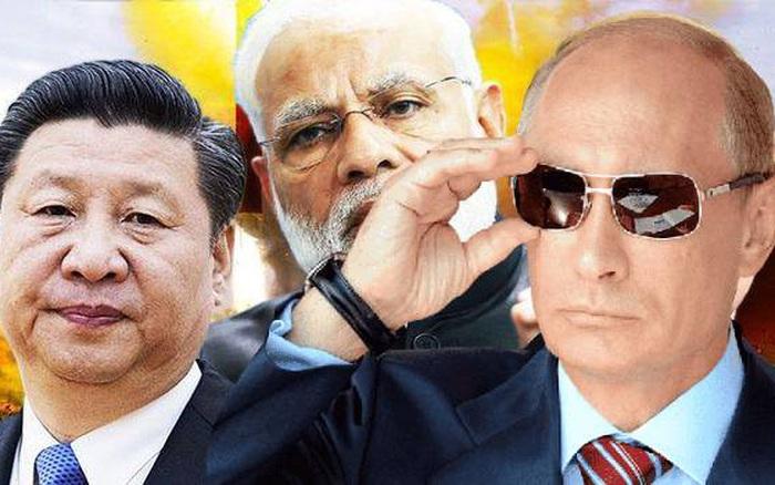 Lạnh lùng cảnh cáo sát vách, Nga-Ấn chuẩn bị