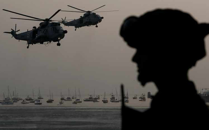 Ấn Độ bắt tay Mỹ chặn đứng tham vọng của Trung Quốc trên biển như thế nào?