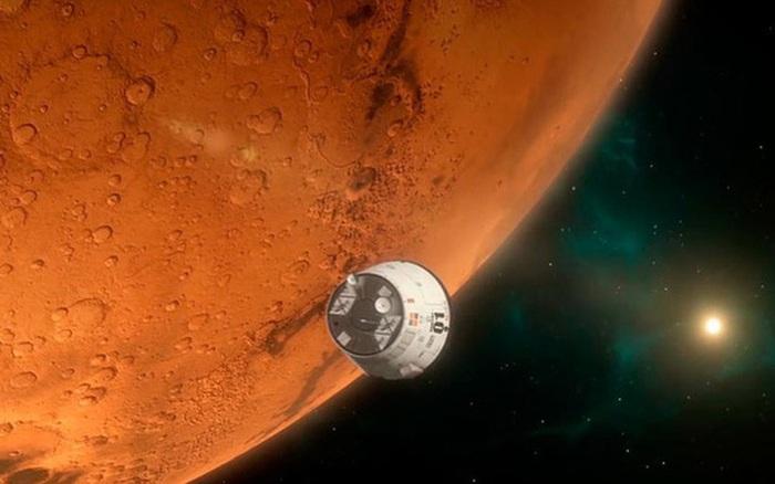 Lý giải khoa học: Vì sao Sao Hỏa lại có màu đỏ?
