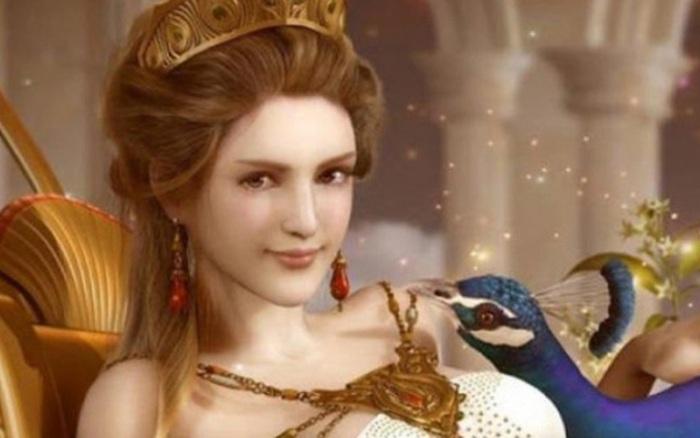 Hera - Nữ hoàng của các vị thần Hy Lạp
