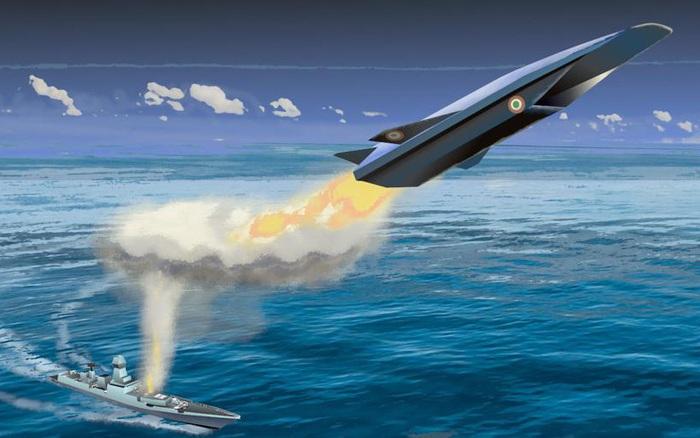 Tên lửa siêu vượt âm Ấn Độ: Tiêu diệt tàu chiến Trung Quốc trên biển?