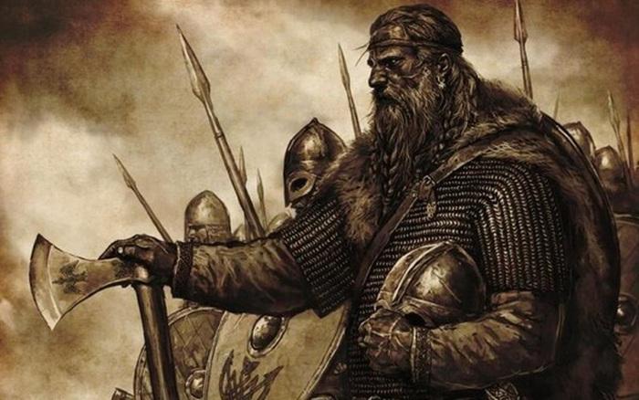 Phát hiện thanh kiếm 1.000 năm tuổi chôn cùng chiến binh Viking tại Na Uy