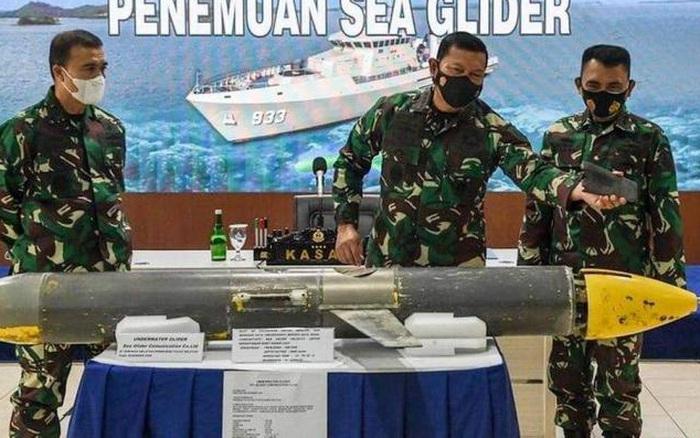 Ngư dân Indonesia bắt được