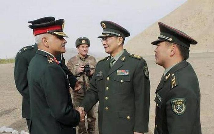 Quân đội Ấn Độ trao trả binh sĩ Trung Quốc sau 4 ngày bắt giữ