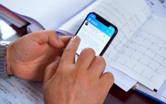 Những giá trị khi xây dựng mạng xã hội bác sĩ ở Việt Nam