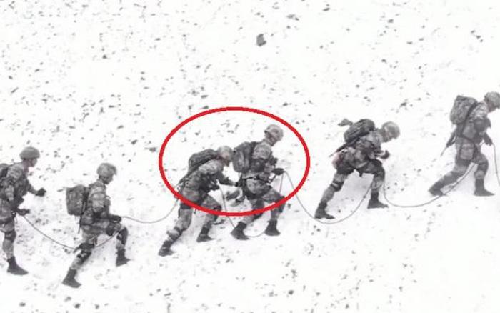 Hội chứng khiến binh sĩ TQ ở biên giới có thể chết khi leo cao