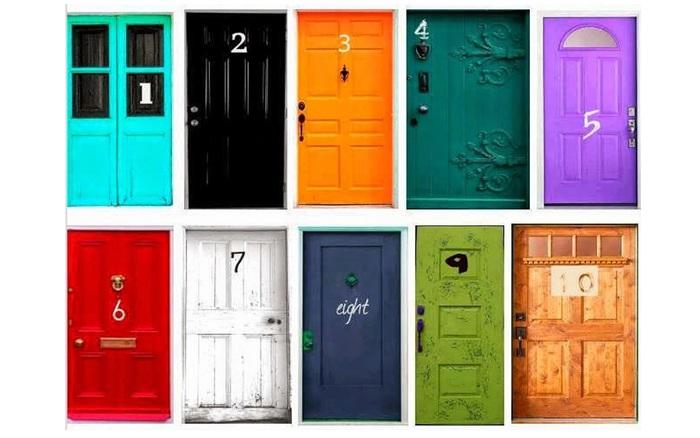 Mở một cánh cửa, chúng tôi sẽ tiết lộ tính cách của bạn: Bạn có phải tuýp người tự tin?
