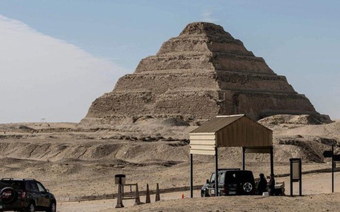 Ai Cập tiết lộ kho báu cổ đại, hứa hẹn sớm mở một bảo tàng khảo cổ học
