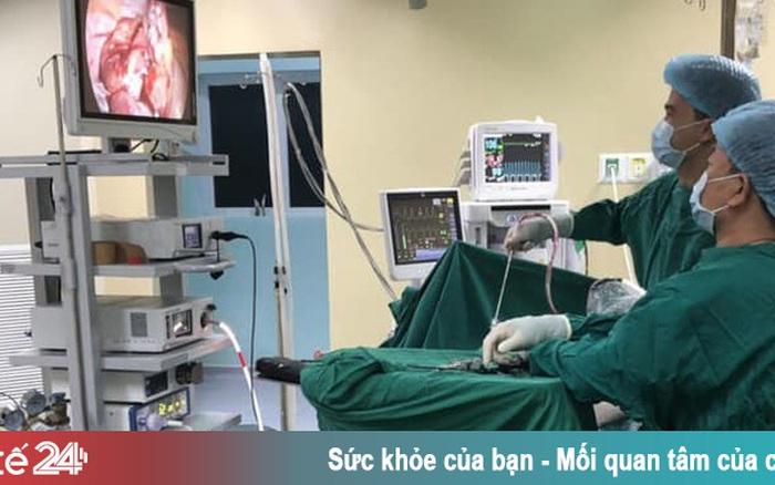 Thai phụ 33 tuần nhập viện cấp cứu vì ruột thừa vỡ mủ