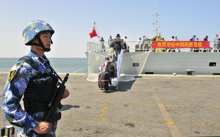 Đặt căn cứ quân sự ở nước ngoài - Giấc mơ của Trung Quốc sớm biến thành