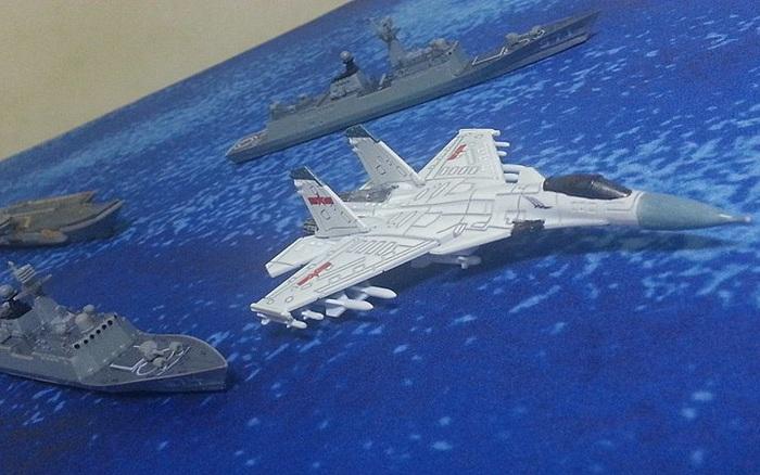 Lỡ khoe hớ, Hải quân Trung Quốc vô tình làm lộ