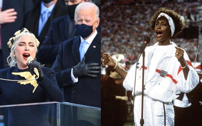 Hát tại lễ nhậm chức của tổng thống Biden, Lady Gaga bị châm ngòi cuộc chiến với đàn chị
