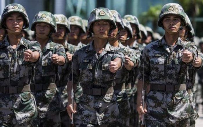 Thiếu ý chí, binh lính Trung Quốc có thể đại bại trước bất kỳ quân đội chuyên nghiệp nào!