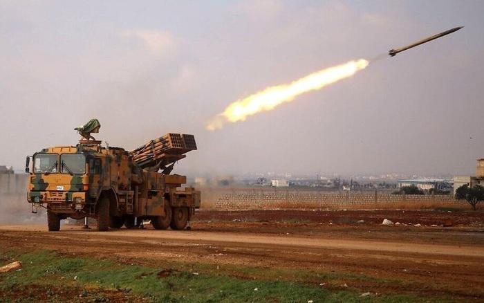 Cho quân Syria