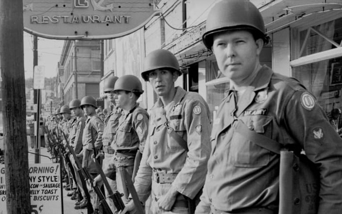 Lịch sử gần 400 năm của Vệ binh Quốc gia Mỹ
