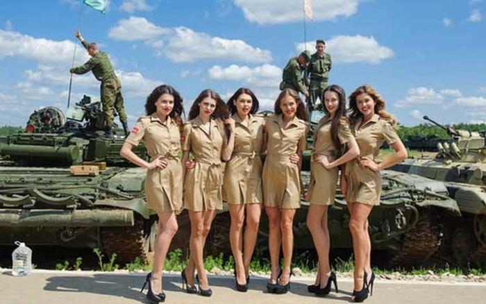 Vũ khí Trung Quốc khiến Nga