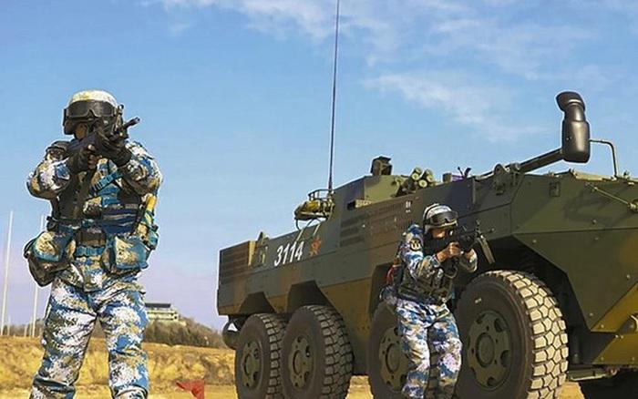 """Quân đội Trung Quốc tăng cường tác chiến chung để """"chuẩn bị cho chiến tranh"""""""