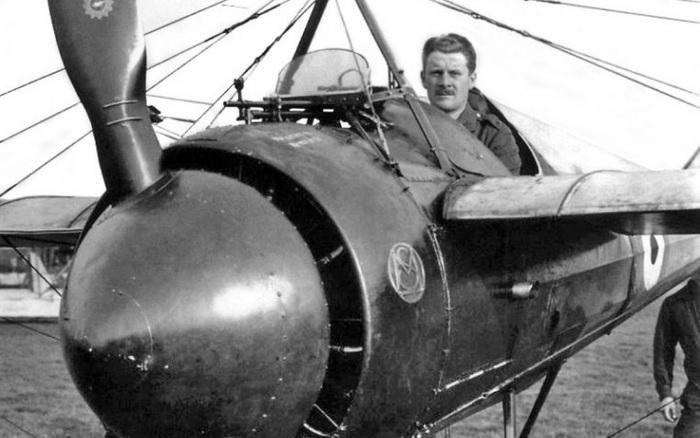 Máy bay quân sự cổ 1 tầng cánh Morane-Saulnier N – tiêm kích cơ đầu tiên của Pháp