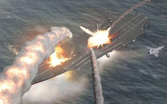 TQ có thể hủy diệt tàu sân bay Mỹ trong... vài phút: Báo Anh nêu lý do bất ngờ, thực hư ra sao?