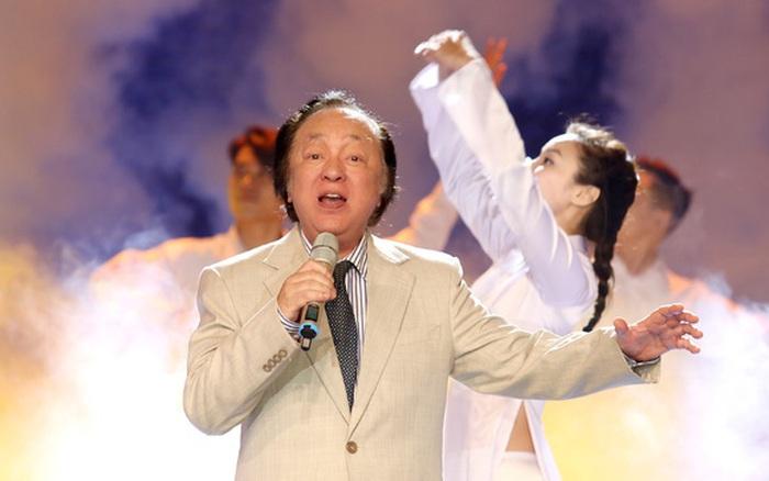 NSND Trung Kiên: Gần 70 năm cầm mic chưa một lần hát nhép trước khán giả - mega 655