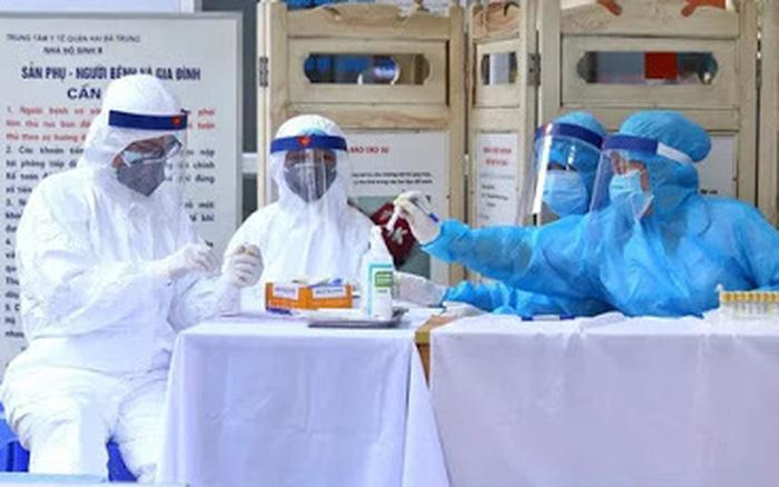 Bộ Y tế ra công điện khẩn liên quan đến ca mắc COVID-19 trong cộng đồng ở Hải Dương